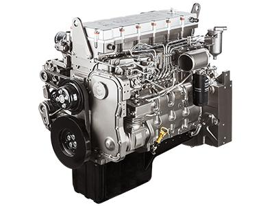 D Series Diesel Engine for Express Bus and Coach