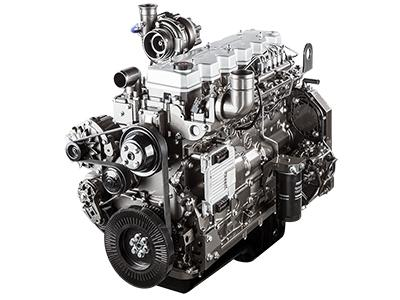 H Series Diesel Engine for Express Bus and Coach